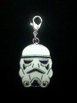 Disney Star Wars Storm Trooper Clip-On Charm