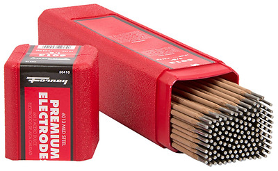 Forney 30405 E6013 Welding Rod, 1/8-Inch, 5-Pound