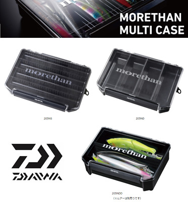 @JDM@ DAIWA Morethan Multi Case 205NS/205ND/205NDD Tackle Box for all-round Lure