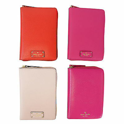 NEW Kate Spade Wellesley Zip Personal Organizer Planner Agenda ON SALE!