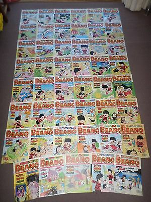 47 x Beano comics from 1997 - Very Good