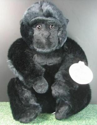 NWT Black Gorilla Yomiko Classics Plush Russ Berrie Monkey Retired