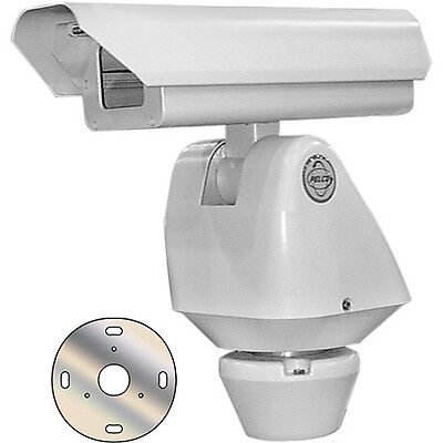 New Pelco ES3012-5 Esprit Pan/Tilt Integrated Positioning System, 120VAC, Mount