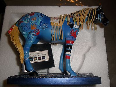 Trail of Painted Ponies BLUE MEDICINE #1547 2E/1952