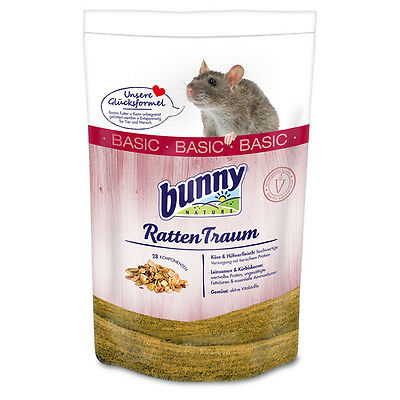 Bunny Nature RattenTraum 1,5 kg, NEUF