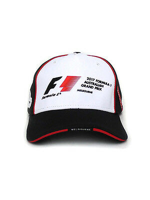 NEW Official 2017 Australian F1 Event Cap