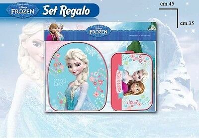 Frozen Set Regalo Zainetto + Beauty Case - giocoscuolaregalo