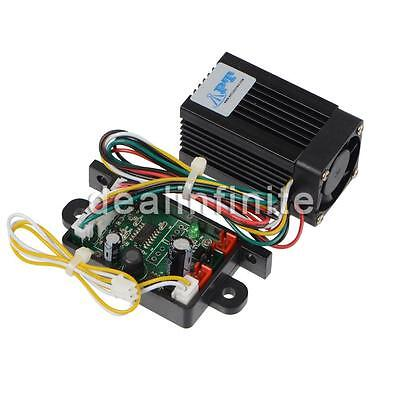 Promotion Quality 200mW 532nm Green Laser Module + Focus TTL Continuous Work US