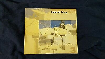 Compilation - Electrolux Anbient Diary Three. Double Cd Digipack Edition