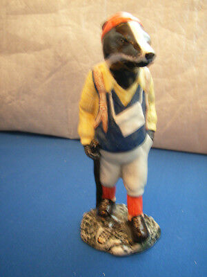 Hiker Badger First Variation   Ecf 6  English Country Folk Beswick