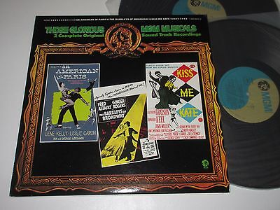 2 Lp/those Glorious Mgm Musicals/ Limited Edition / Japan / Mm 9093/4