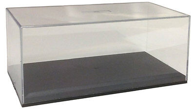 Display Case - 1/24 Scale (Dimensions 220mm x 120mm x 95mm)