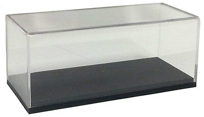 Display Case - 1/43 Scale (Dimensions 7.5cm x 16.5cm x 6.5cm)