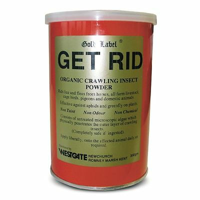 Gold Label Get Rid Organic Louse Powder Totally Safe Even If Eaten 350Gm