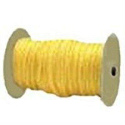 WELLINGTON CORDAGE 10859 1/2-Inch X 250-Feet Yellow Poly Rope