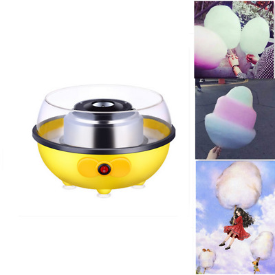 Electric Cotton Candy Machine Floss Carnival Household Maker Party US Plug 110V