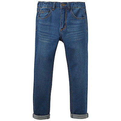 Outlet New Joules Junior Boys Ted Jeans, Kids Blue Denim SAle RRP £28 - £31 FREE