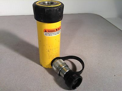 "Enerpac Rc104 10 Ton 4-1/8"" Stroke Single Acting Hydraulic Cylinder #94140"