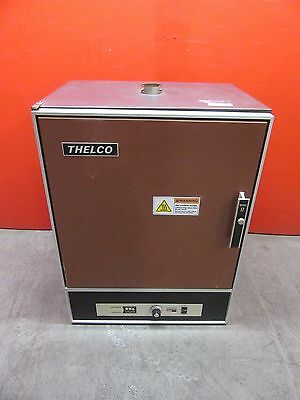 Thelco Model 17 Laboratory Convection Curing Oven *Tested Working*