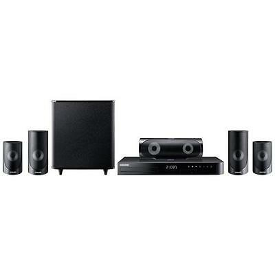 SAMSUNG Home Theatre 3D HT-J5500 Lettore Blu-Ray Dolby Digital / DTS Potenza Tot