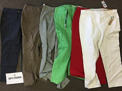 Dept Store Women's Pants Plus Size (Lot No: QP170009)