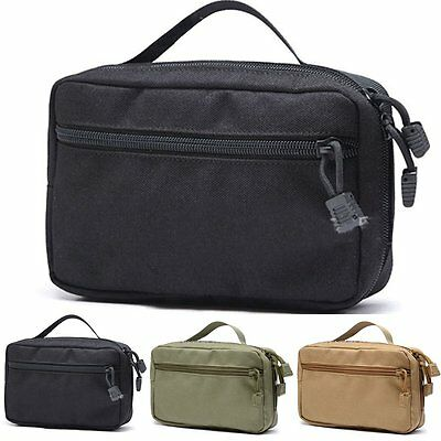Military Tactical Fanny Pack Outdoor Travel Hiking Utility Waist Belt Pouch Bag