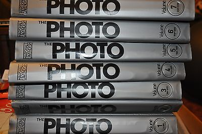 The Photo Marshall Cavendish Complete 98 issues Volume 1 - 7 Binders Photography