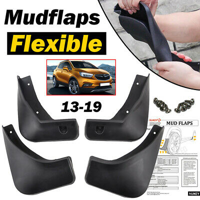 Front Rear Mudflaps For Opel Vauxhall Mokka X 12-18 Mud Flaps Splash Guards