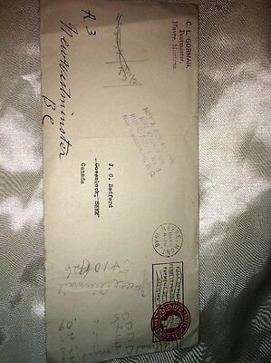 Large Lot Of Used Mail From WW2 20 G210