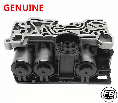 Genuine Ford Solenoid Block Pack Updated 5R55S 5R55W Explorer Mountaineer 02 Up