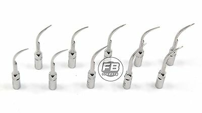 10X Dental Ultrasonic Scaler Perio Scaling Tip For EMS/WOODPECKER Handpiece-R P1