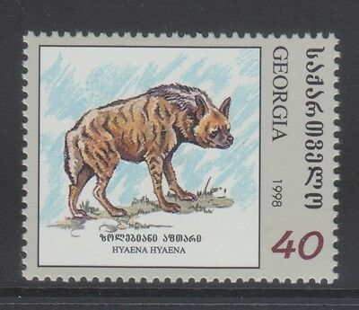 Georgia 1999 - Fauna - Animals - T. 40 - Mnh