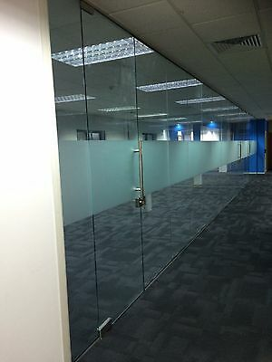 DIY Glass Partitions - Save £ - easily installed Glass Partitioning