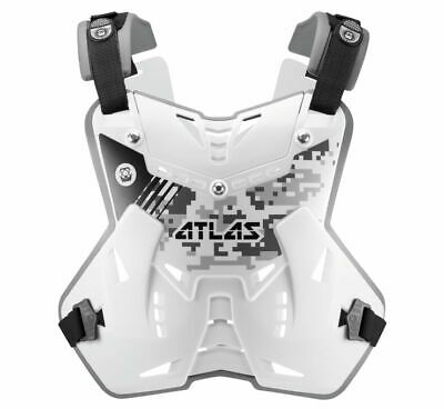 Atlas Brace Defender Protector One Size White Defender Lite - Front Only