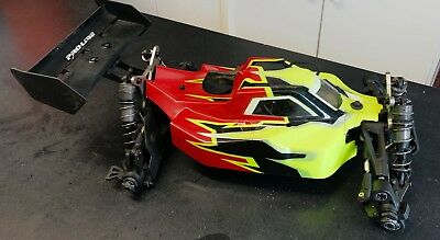 Team Durango Dnx8 1/8 Competition Nitro Buggy Kit Only USED