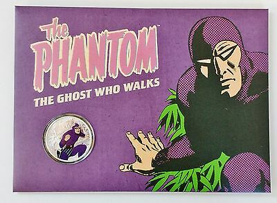The Phantom prestige stamp and Phantasy Coin set Limited Edition 120 only