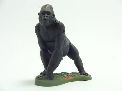Retired Japan Kaiyodo endangered species mini figure figurine Gorilla Ape