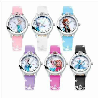 Disney Frozen Elsa & Anna Girls Kids Children Party ladies Gift Wrist Watch