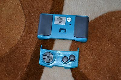 Pelican Accessories Teal PL-832 Rechargeable Battery Game Boy Color Control Pad