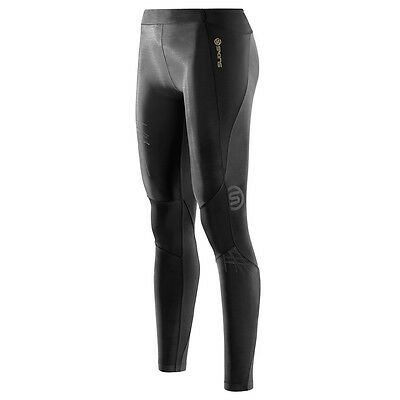 SKINS A400 Starlight Women's Compression Long Tights Running Exercise Yoga Gym