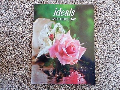 Vintage Ideals Magazine - Mother's Day Issue April 1980 (Volume 37, No. 3)