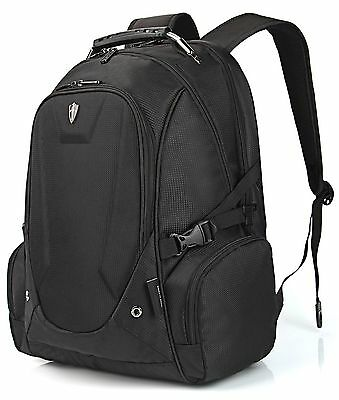 Victoriatourist V6002 Laptop Backpack with Check-Fast Airport Security Friend...