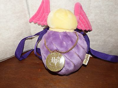 RARE Harry Potter Hermione's Potion Bottle Bag soft plush figure toy rucksack