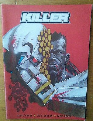 KILLER by 2000AD
