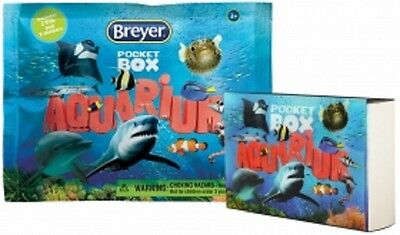 Breyer Pocket Animals #1585 Aquarium Animals NEW 2017 FULL BOX OF 24 IN STOCK