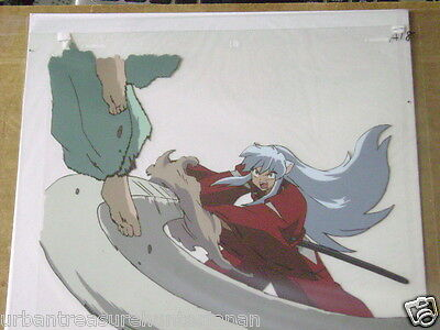 Inuyasha Rumiko Takahashi Anime Production Cel 26