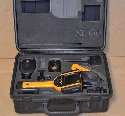 GE Inspection XL GO Videoscope BoreScope 6mm/2m Inspection Camera NDT