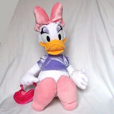 Disney Daisy Duck Soft  Plush Toy