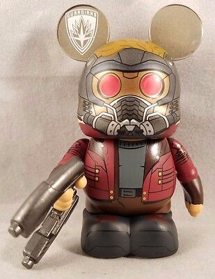 "Marvel Guardians of the Galaxy Volume 2 Star-Lord Disney Vinylmation 3"" Figure"