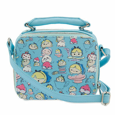 "Disney Alice in Wonderland ""Tsum Tsum"" Crossbody Bag  - NEW with tags"